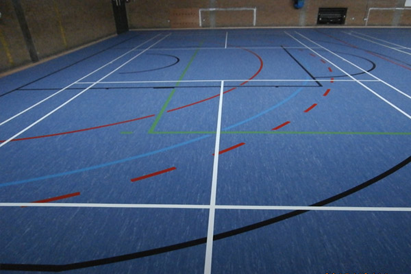 Beal Academy - after work completed