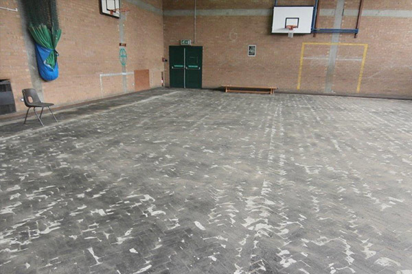 Beal Academy - Before work commenced