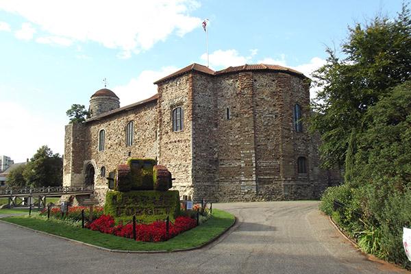 Colchester Castle, Essex