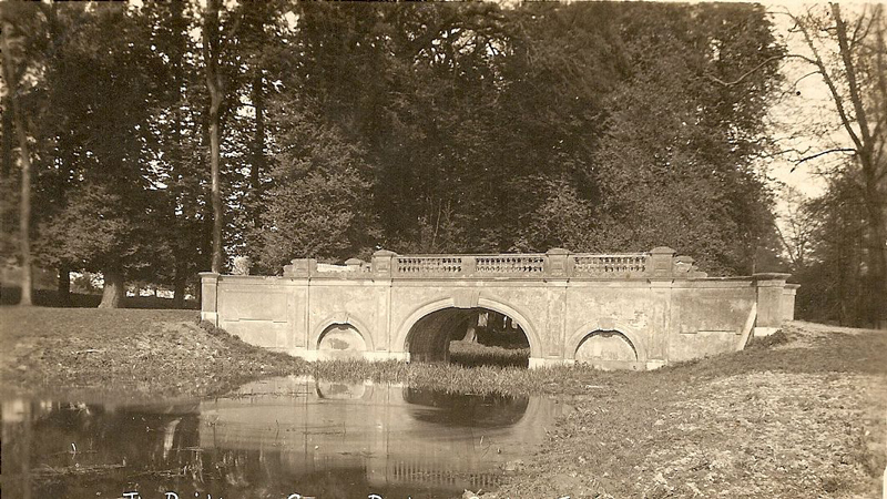 Gaynes Park Old Bridge, Upminster