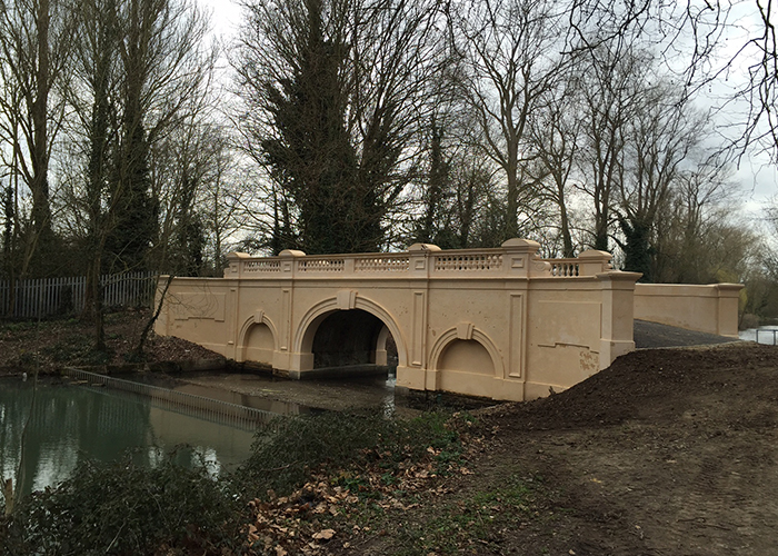 Gaynes Park Bridge Upminster - After