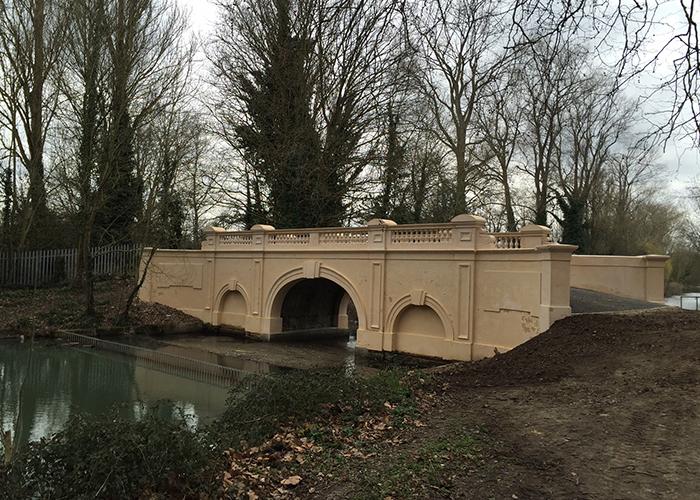 Gaynes Park Bridge Upminster - After