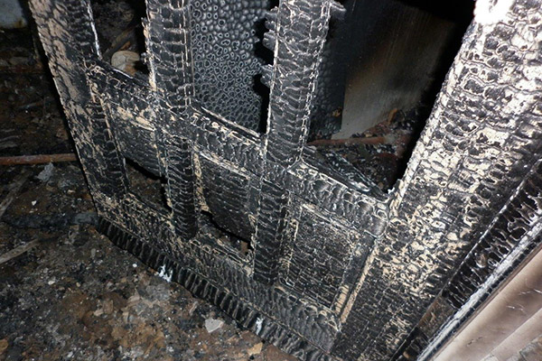 Insurance repair example