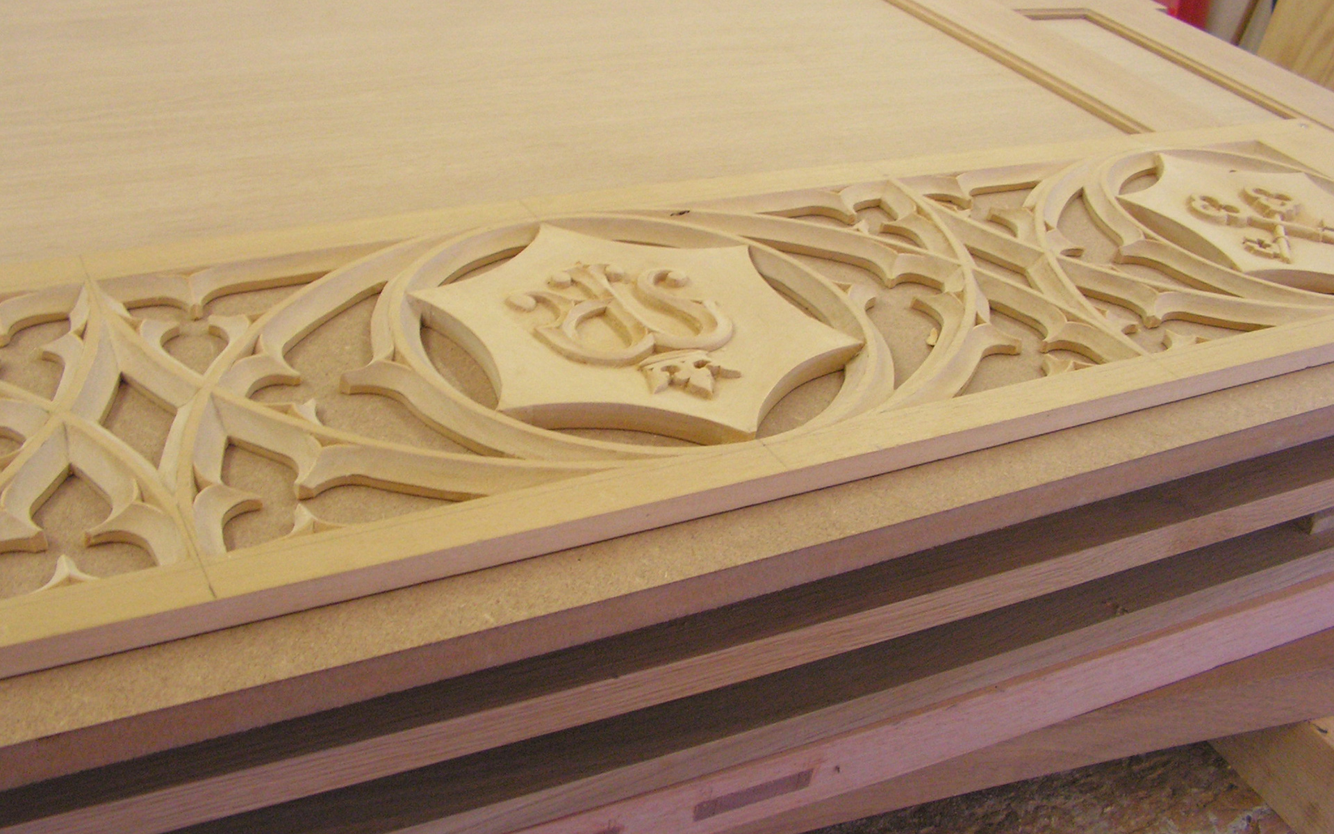 Joinery example WIP