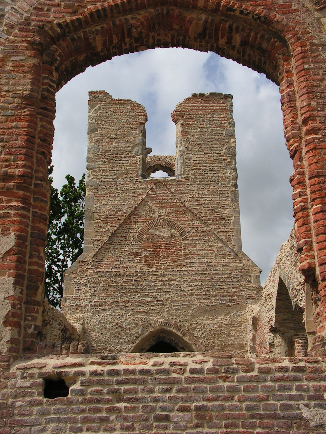 Ruins of All Saints church