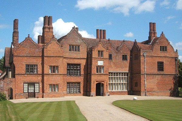 Listed Building, Spains Hall, Essex