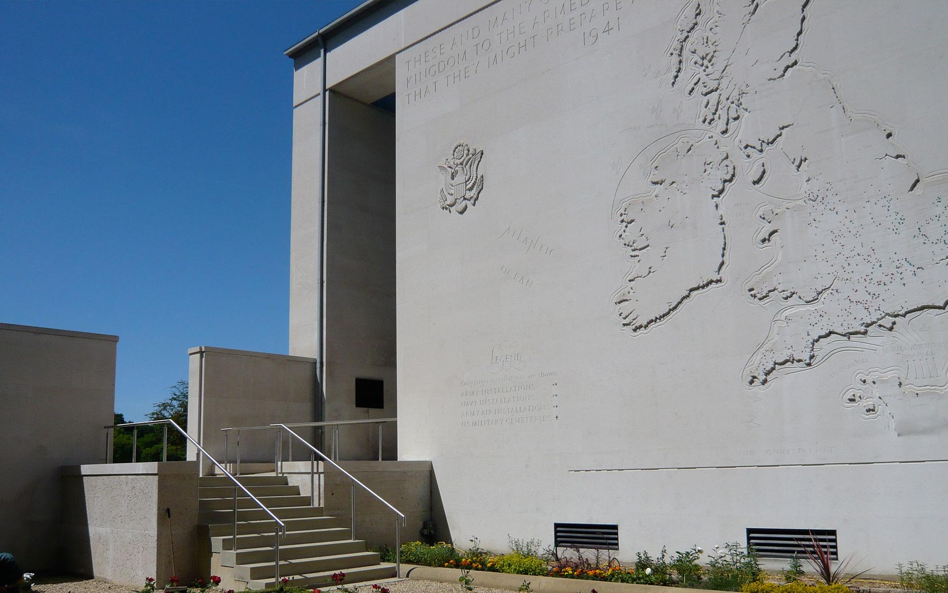 American War Memorial Specialist Stone masonry