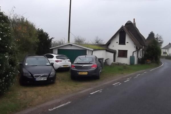 Zera - Tinkers - Stambourne, Subsidence Damage
