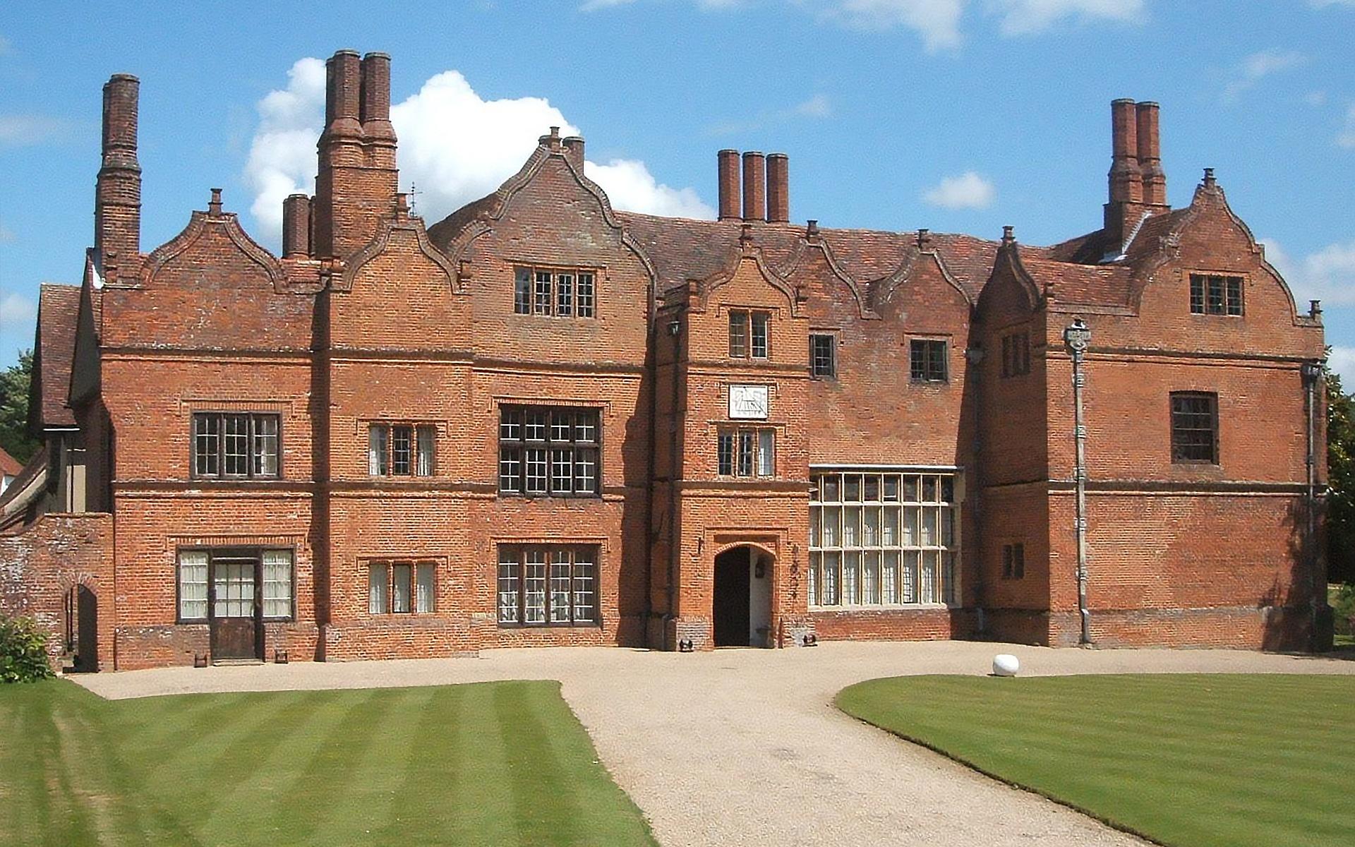 Bakers of Danbury Spains Hall, Essex - restoration