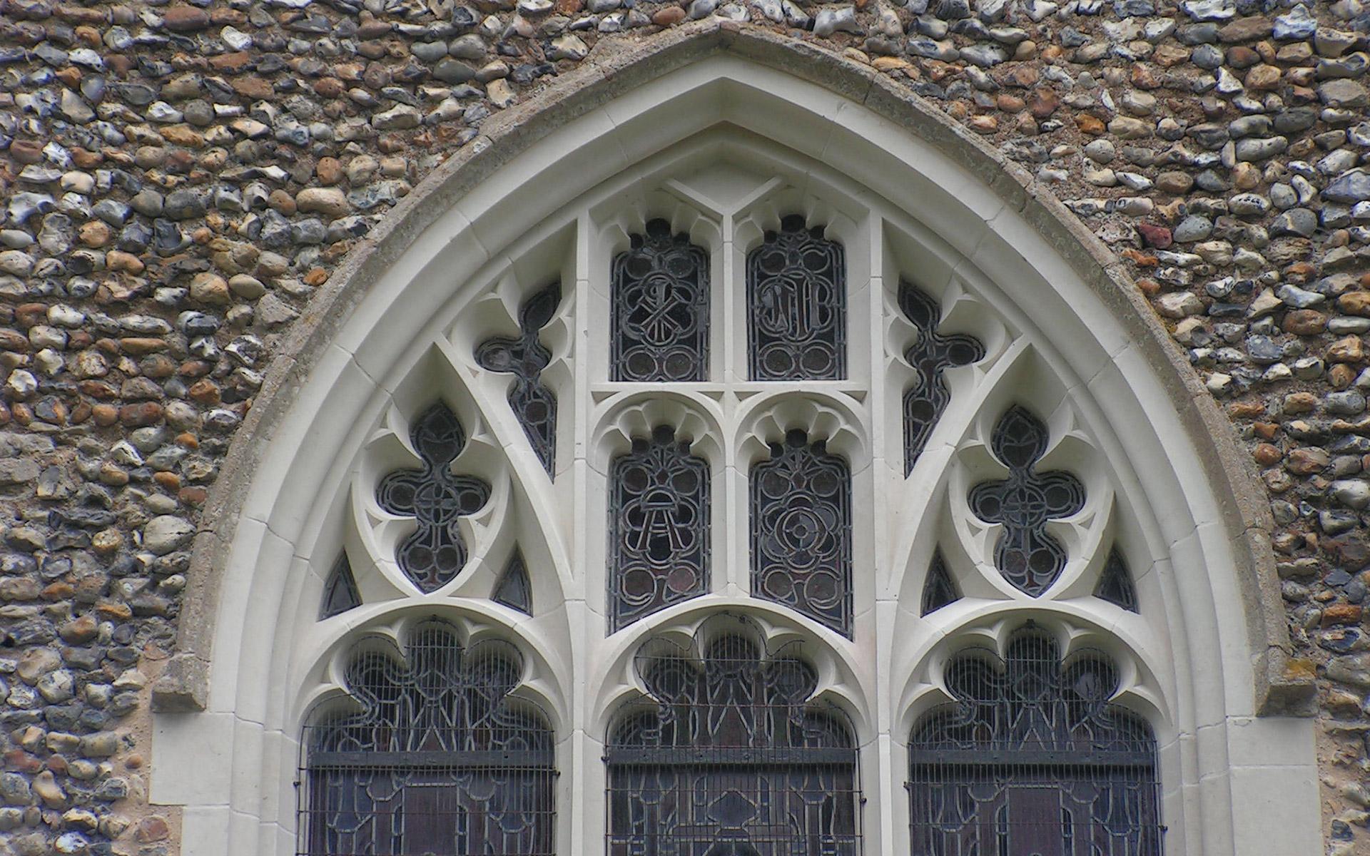 Stone Work example