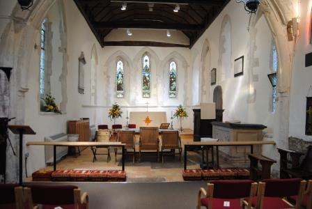 Extension and redecoration works to St Catherine's Church, East Tilbury