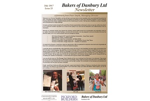 2017 has certainly been a year to remember for Bakers of Danbury