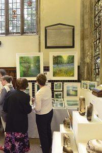 All Saints Arts Festival, Maldon Essex - Our local community
