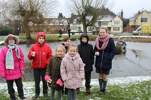 St Johns Church of England Primary School, Danbury, Essex - ECO Council 2019