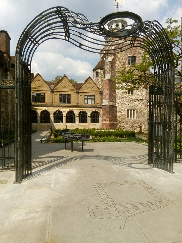 Conservation and alteration works to Charterhouse London