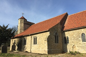 St Peter and St Paul's Church, Stoke
