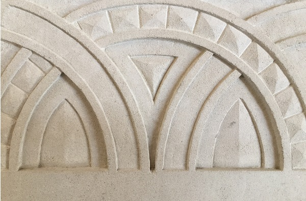 handcarved stone, stone masons