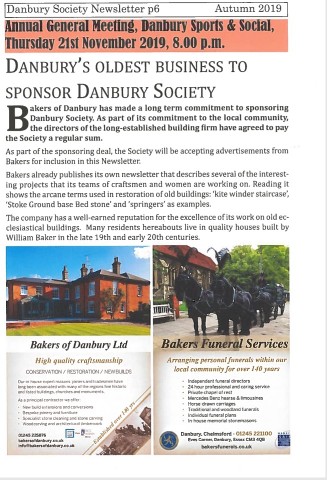 Danbury Society