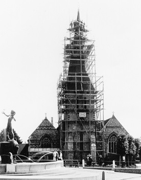 Church restoration and repair