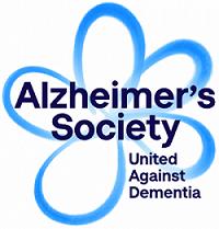 The Alzheimer's Society logo