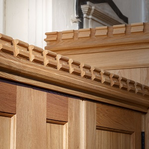 bespoke detailed cornice hand_made_joinery_hand carved designs church re-ordering specialist joinery workshop