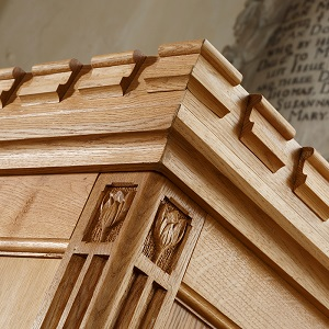 church, hand carved, hand carving for church furniture, copy, duplicate, joinery