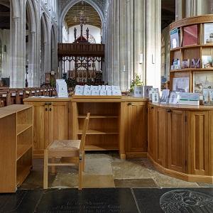 church re-ordering st marys saffron walden specialist joinery workshop