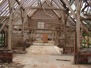 grade 2 listed luxury Barn Conversion