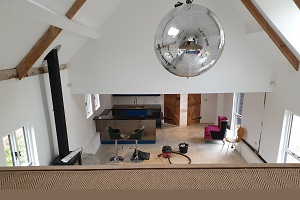 Grade 2 Listed Barn Conversion