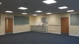 New build school extension
