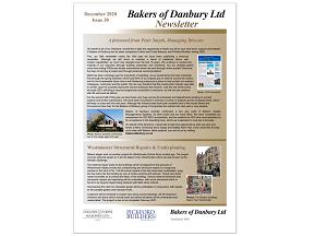 Bakers of Danbury Winter Newsletter 2020