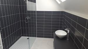 family bathroom, shower room