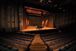 Barbican Concert Hall, stage refurbishment