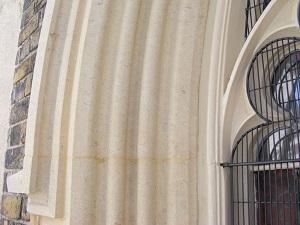 Restoration to St Nicholas Church in Harwich, Essex