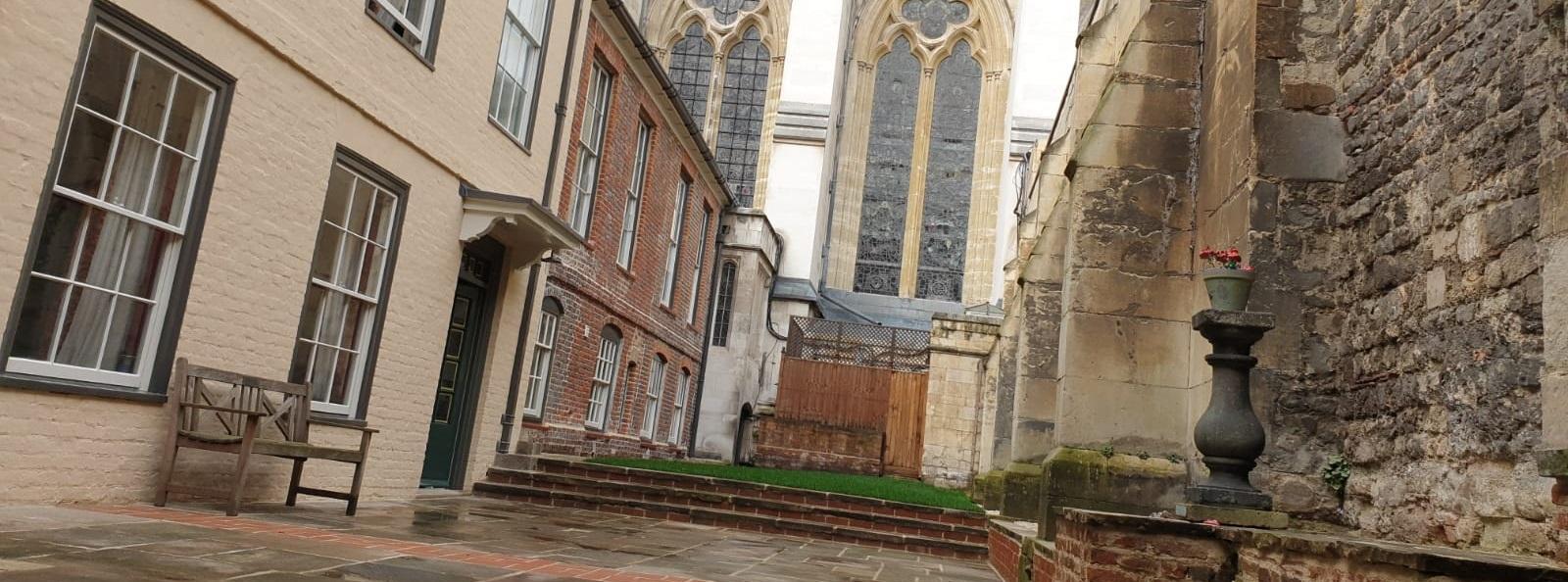 Westminster Deanery Refurbishment