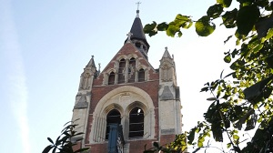 Conservation works to The Union Chapel, London