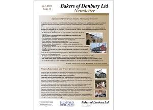 bakers of danbury newsletter 2021